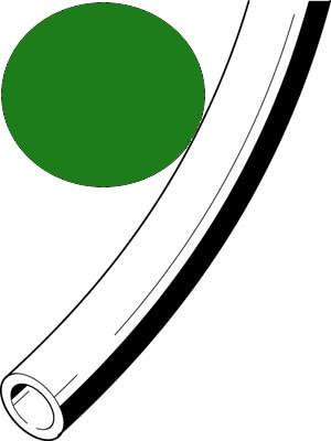 Kunststoffschlauch 3x0,5 grün