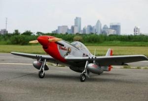 P-51D Mustang ARF 2.3m