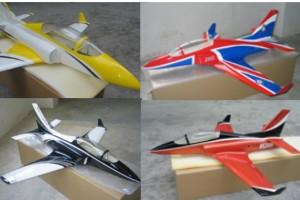 JTM 110-120mm EDF Viper-Jet