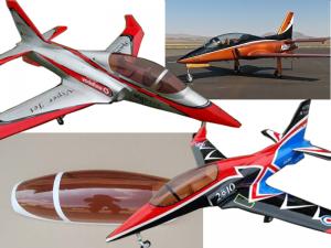 JL VIPER Jet - ARF incl. landing gear