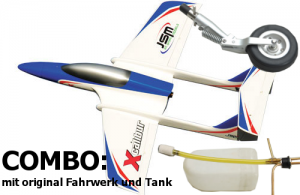 JSM Xcalibur (SPORT Scheme) inkl. Fw/ Tank