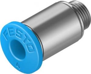 Festo Quick Steckverschraubung M5 4mm