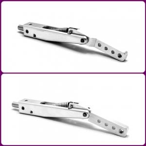 Nachläufer-Fahrwerksbeine (Paar) 18mm  (verschiedene Größen zur Auswahl)