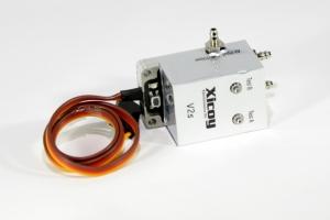 Elektronisches 2-Wege Druckluft-Ventil
