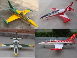 GJC Combo L39 Albatros 1/6,5 von FB Jets