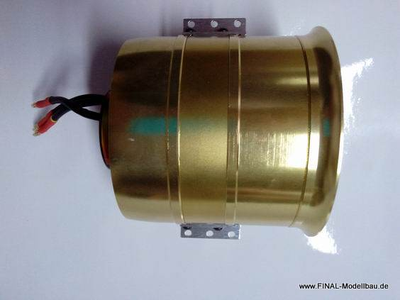 JTM 120mm EDF Set 800kV ALU-Version