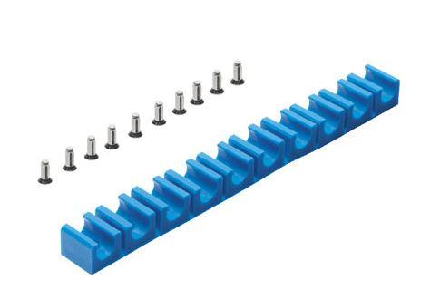 Festo Schlauchhalter für 6mm Schlauch inkl. Befestigung