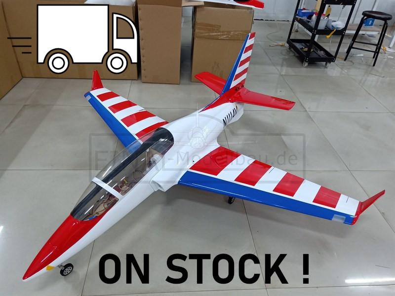 GLOBAL AeroJet Viper G2 1.95m CHIPMUNK PNP mit Licht und Scale Cockpit