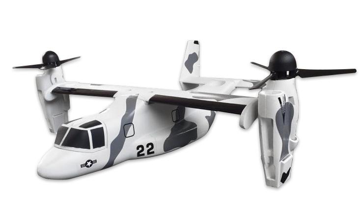 2.WAHL VTOL V-22 Osprey, Farbe: Snow Camo MARINES