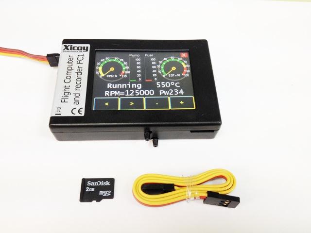 Flug-Computer Basic-Xicoy
