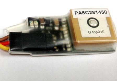 GPS Receiver für FC1