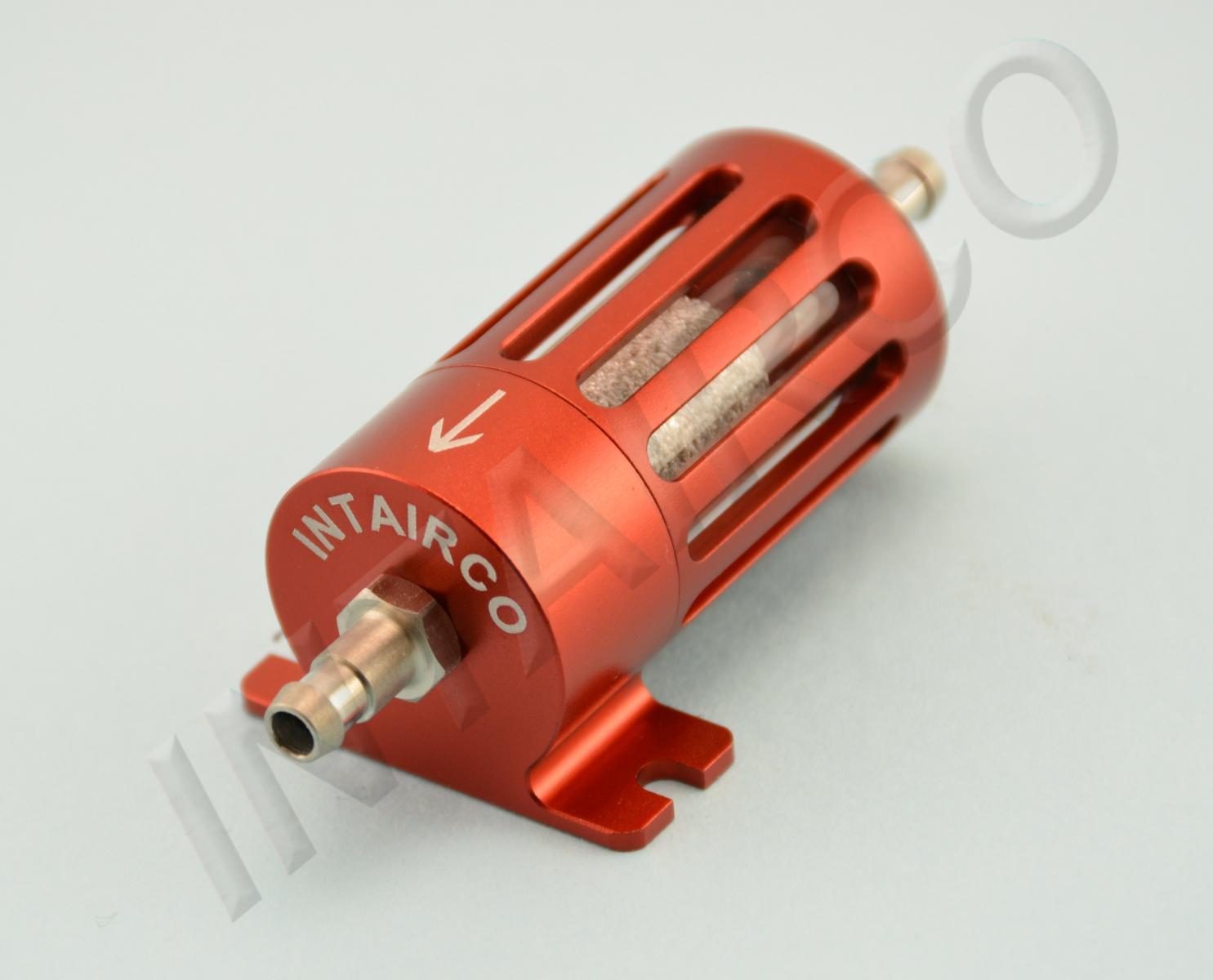 Intairco Super Filter - 4mm Klemmstecker