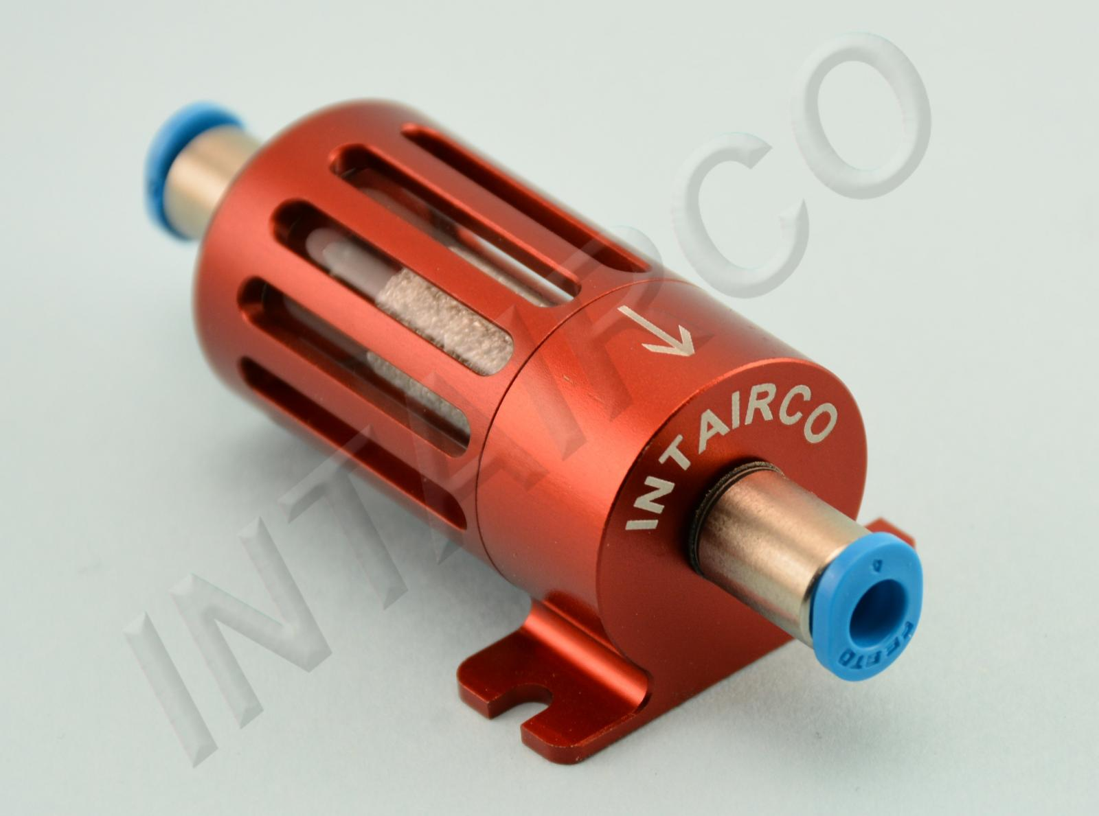 Intairco Super Filter - Festo 4mm Quick Star Verschluss