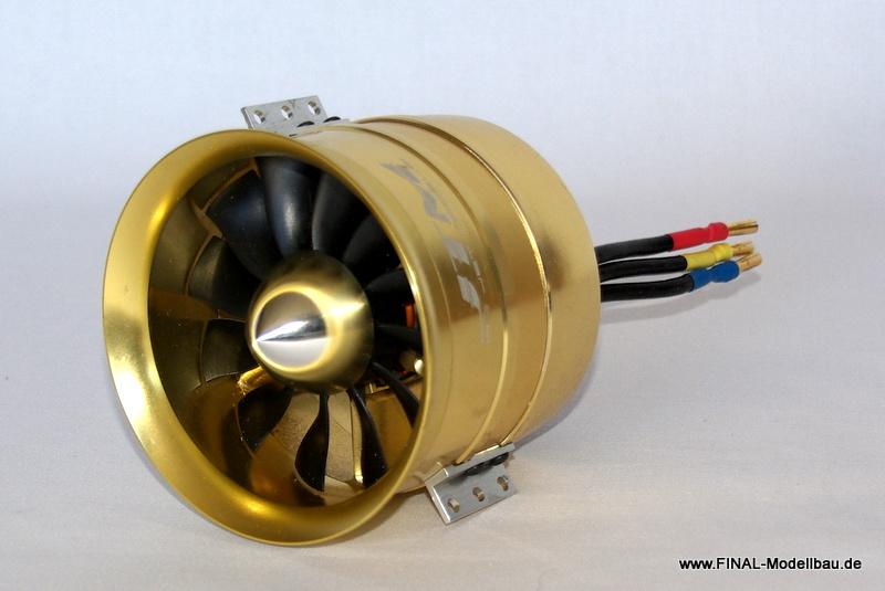 JTM 90mm EDF Set 1900kV