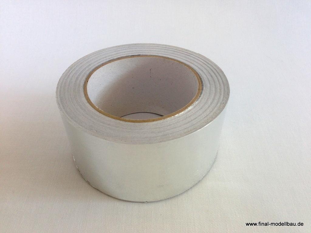 Metall-Klebeband (Hitze-Schutz) 48mm