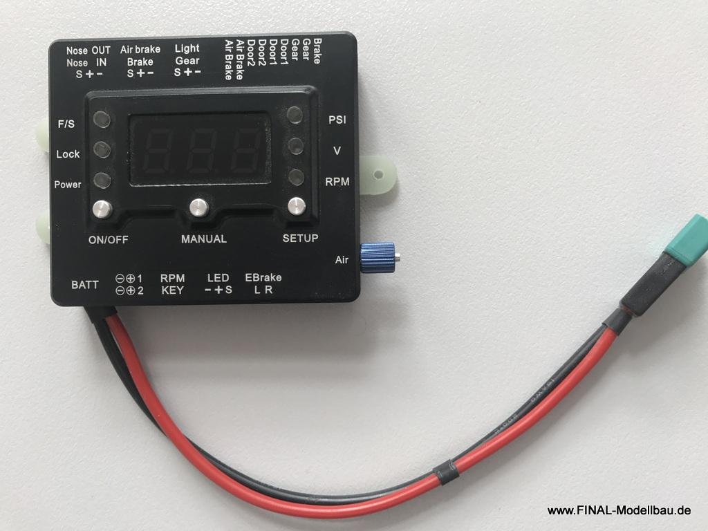 JETLEGEND Central Controller-JL500-contr
