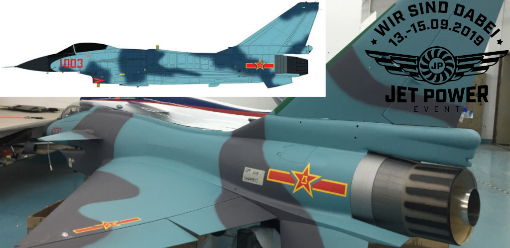 Jetlegend J10 PNP Version CAMO