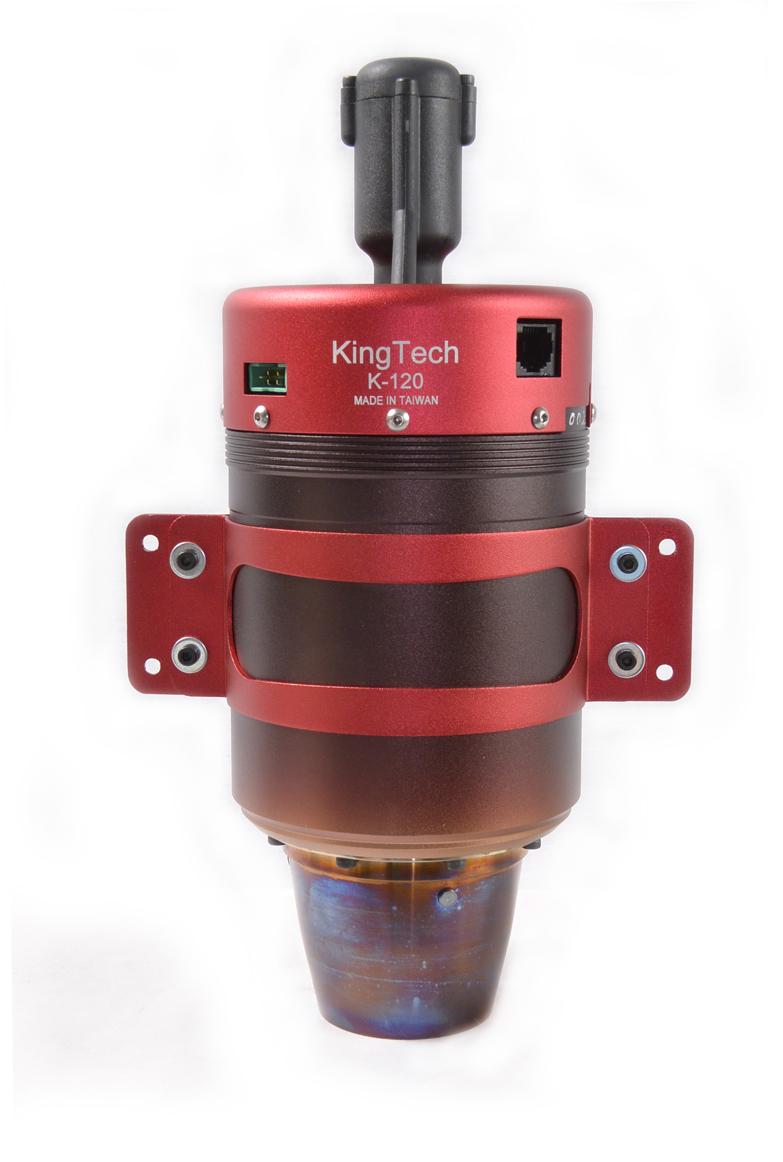 KingTech K-120G Turbine RESTART