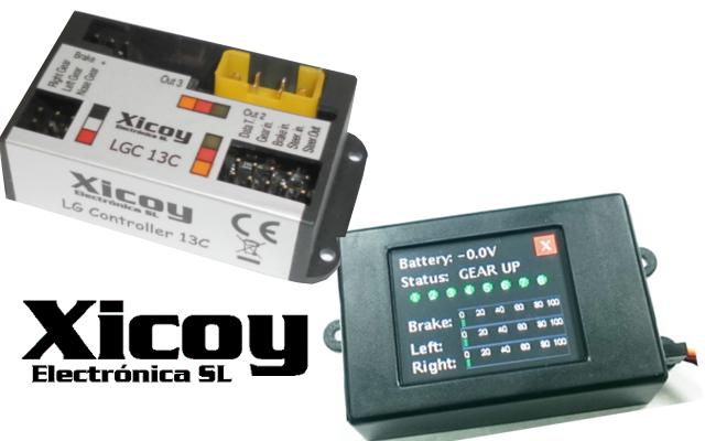 XICOY Controller / CGMeter
