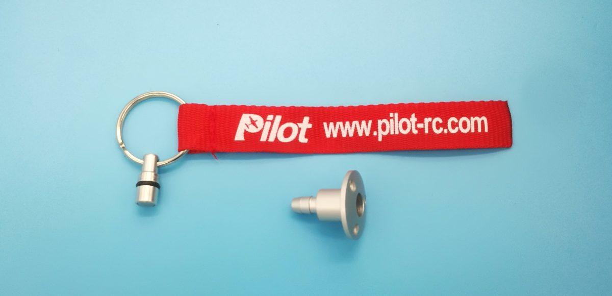 Pilot-RC Betankungsventil