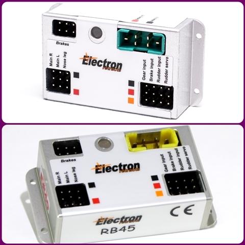 ELECTRON RB45 Controller für ER50