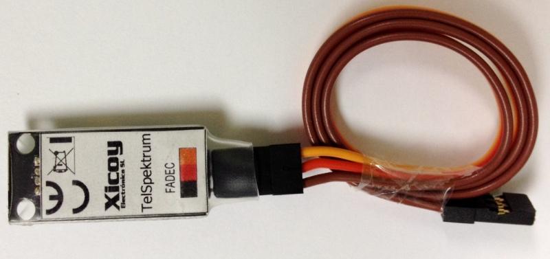 Telemetrie Adapter Spektrum