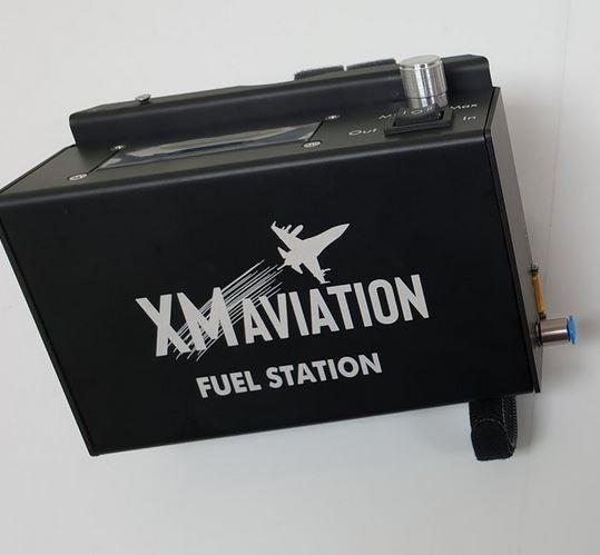 XM Aviation FUEL Station