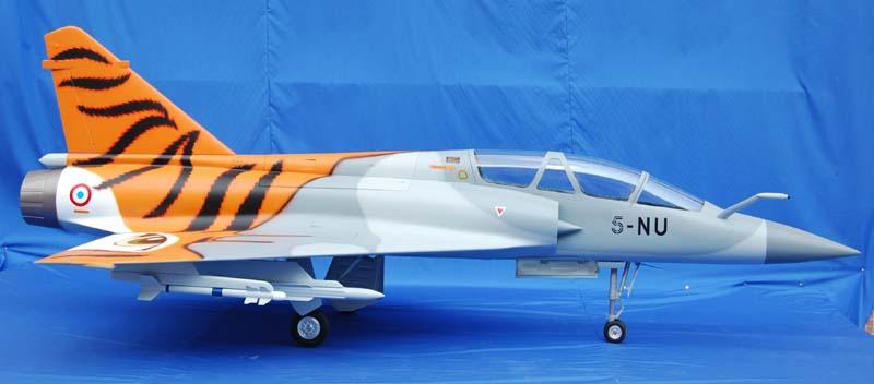 GJC Mirage 2000 1/6 FB-Jets Combo
