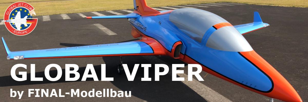 GLOBAL VIPER 2.3m - 2.8m