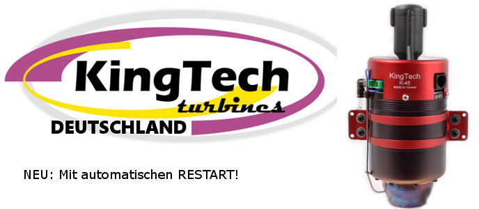 KingTech Turbinen