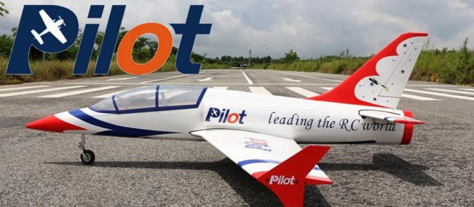 PILOT-RC Jets