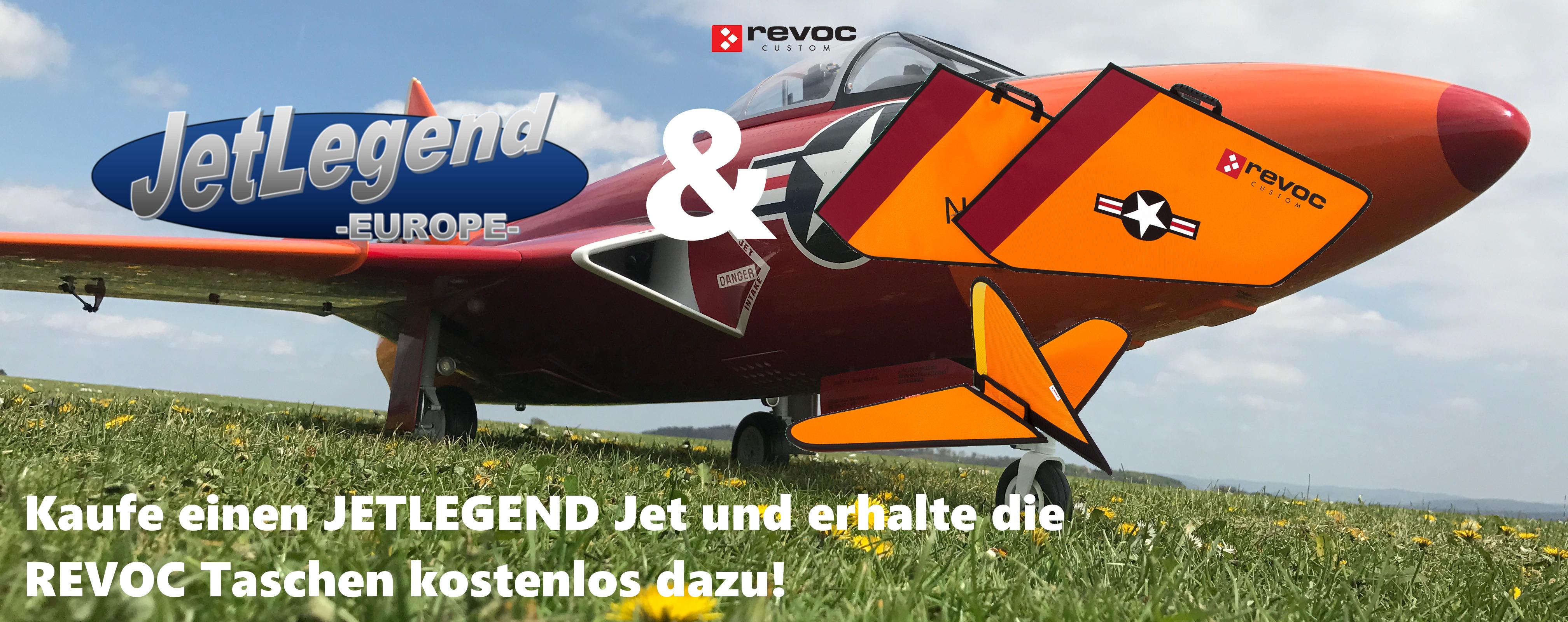 Special offer JETLEGEND / REVOC